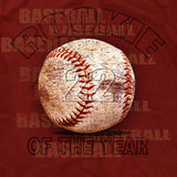 Baseball rookie of the year shirt
