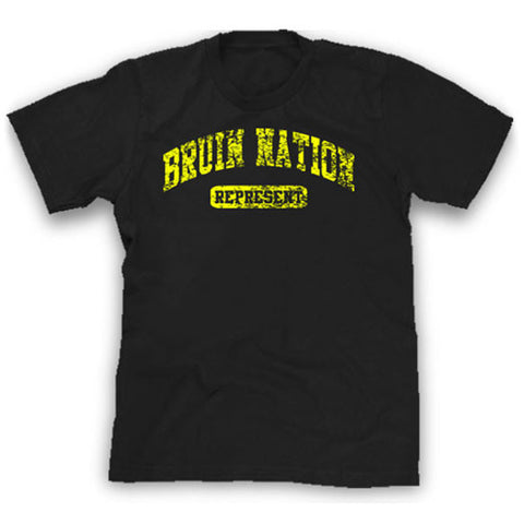Bruins Nation represent shirt