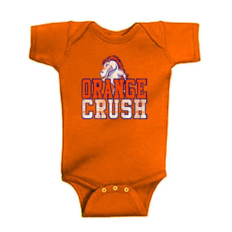 Orange Crush Onesie