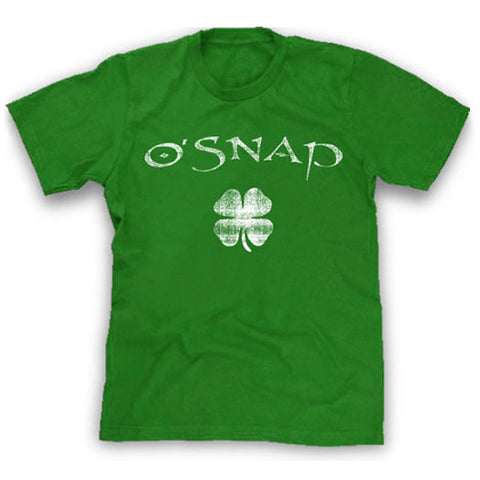 O Snap! St Patrick's Day T-shirt