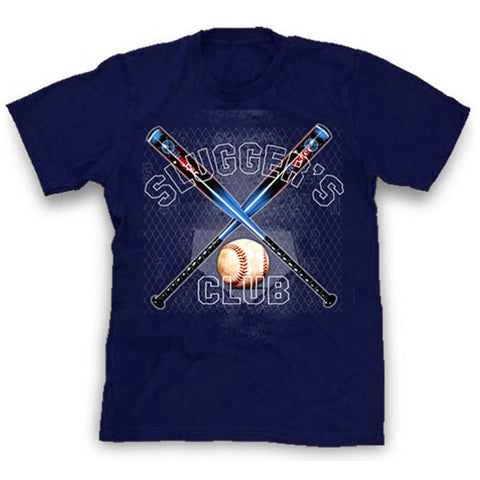 Slugger's Club Kids T-Shirt