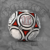Soccer Rookie of the Year Kids T-Shirt