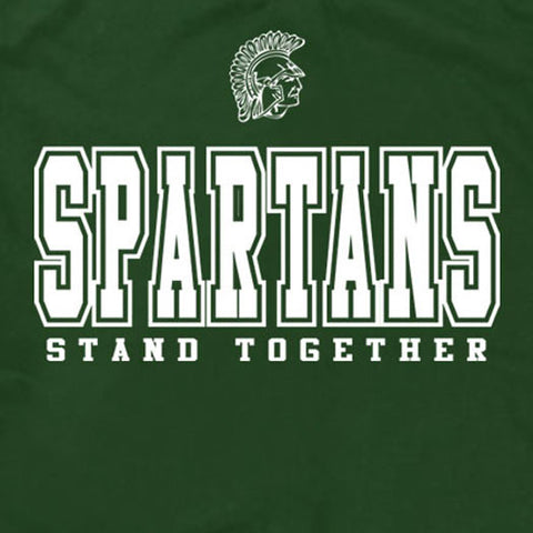 Spartans Stand Together