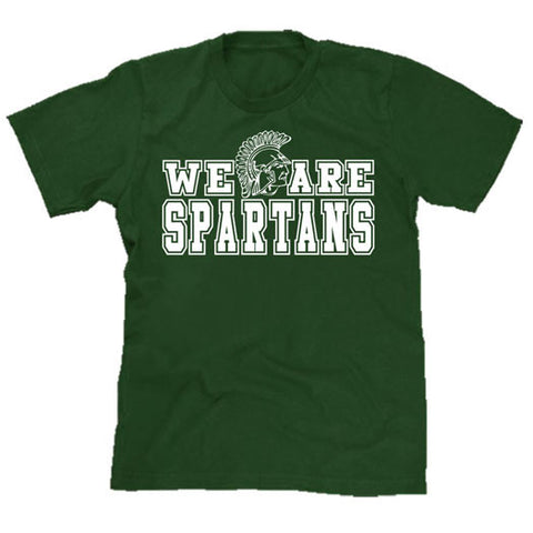 We Are Spartans Football