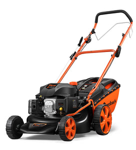 "New Redback 18"" Self-Propelled OHV 139 cc 5 hp Lawn Mower"