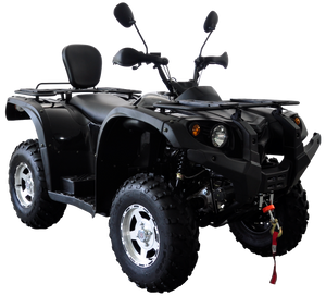 New Hisun 500 Sport Sport Quad Bike H-L-N-R 2/4WD *Two Year Warranty