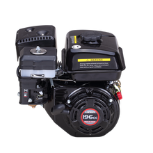 Load image into Gallery viewer, New Loncin G200F 5.5 Hp 196cc Horizontal Shaft Engine | 4 Year Warranty