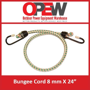 New Bungee Cord - 8mm x 24"