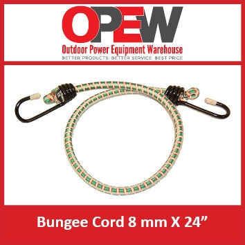 New Bungee Cord - 8mm x 24