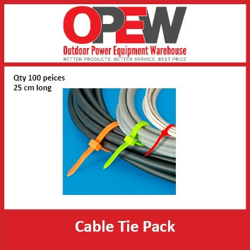 NEW Universal Cable Ties 250 mm (10