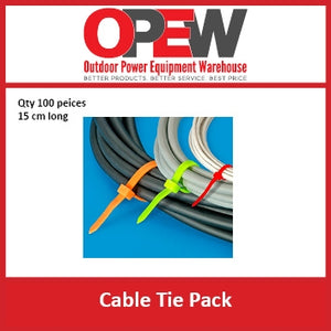 "NEW Universal Cable Ties 150 mm (6"") 