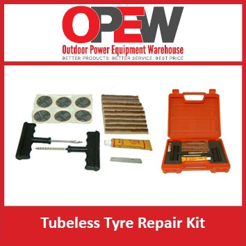 NEW Universal Tubeless Tyre Repair Kit
