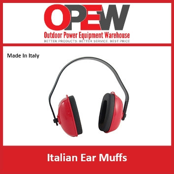 Ear Muffs | CE Approved | Made in Italy