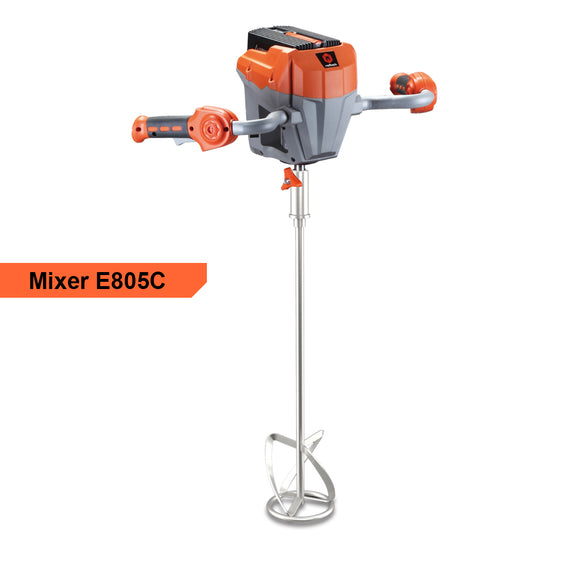 New RB-AUG Redback 40V Cordless Auger / Mixer with Auger Bit Included (Skin Only)