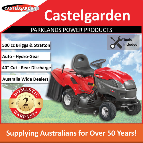 New Castelgarden PTX170HD 40