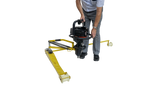 New Tanaka GT-3500E Industrial Vessel Impact Wrench Trolley with Brake