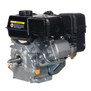 New Loncin G200FA 5.5 Hp 196cc Horizontal Shaft Engine | 4 Year Warranty
