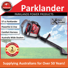 Load image into Gallery viewer, New Parklander Back Pack Blower PBL-600A 57cc  with twist handle