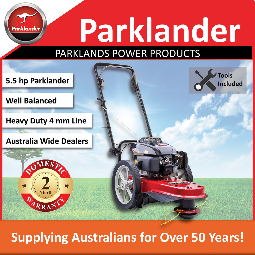 New Parklander PET-51Y 160cc 22