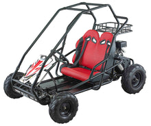 Load image into Gallery viewer, New Hisun Fun Cart PQV-200GK 196cc Two Wheel Drive with roll over protection