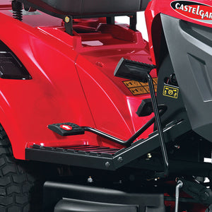 "New Castelgarden XDC150HD 33"" 432cc Rear Discharge Ride On Mower 