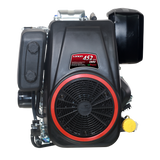 New Loncin LC1P92F-1 12.5 Hp 452cc Ride On Mower Engine | 4 Year Warranty