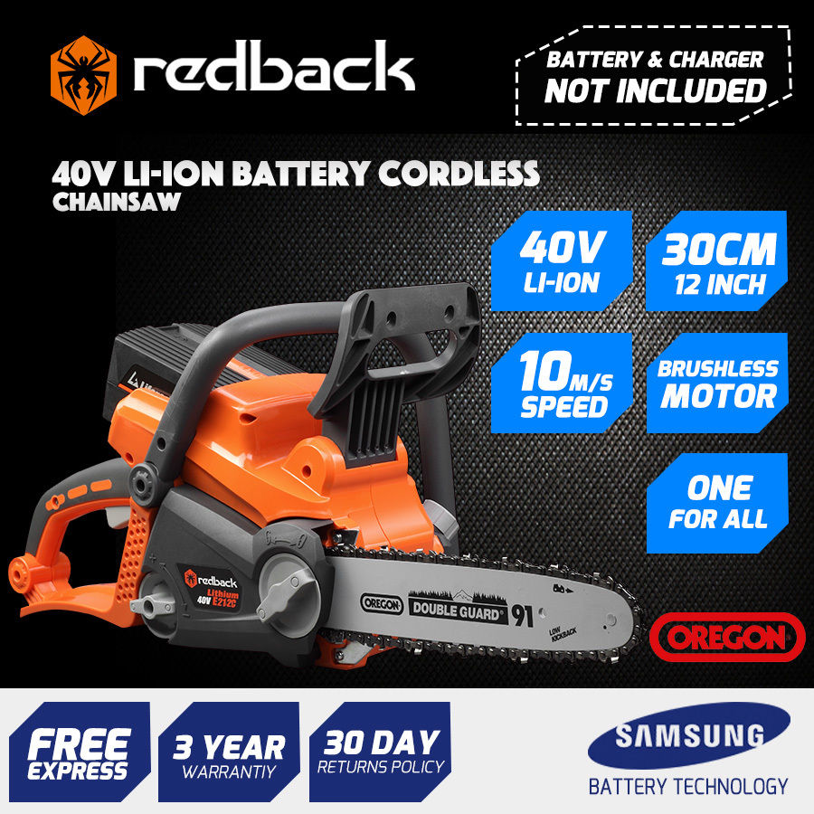 New RB-CS12 Redback 40V Cordless 12