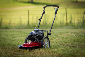 "New Parklander PET-51Y 160cc 22"" High Wheel Trimmer / Slasher Large Wheels"