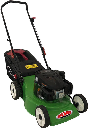 New Parklander Wallaby 30L 139 cc push lawn mower