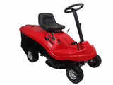 "New Parklander MT06524 24"" Cut 196cc Mid-Mount Ride On Lawn Mower w Catcher"