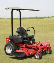 "Load image into Gallery viewer, New Parklander PZT-48RL 48"" Cut 20hp Loncin V-Twin OHV Fab Deck Zero Turn Mower"