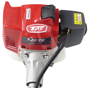 New TAS PRO-N26KSS 27cc Kawasaki Split Shaft Brushcutter | 2 Yr Commercial 5 Yr Domestic Warranty - Trimmer