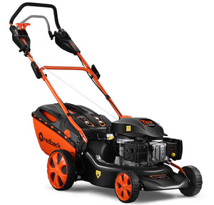 "New Redback 6 hp 18"" Self-Propelled OHV 173 cc Lawn Mower"
