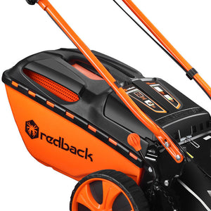 "S461X 18"" 200cc  Mulch and catch push mower - Was $379- Now $330"