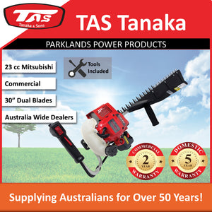 "New TAS PRO-N261S 30"" 23cc Kawasaki Commercial Hedgetrimmer"