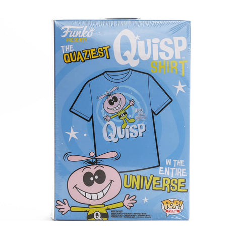 Saturday Morning Quisp Tee