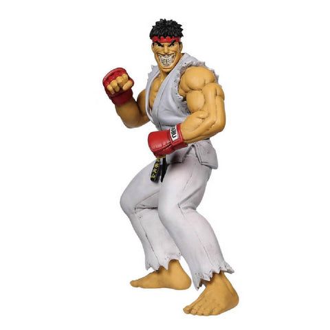 "Street Fighter x Ron English Ryu 15"" Vinyl Figure"