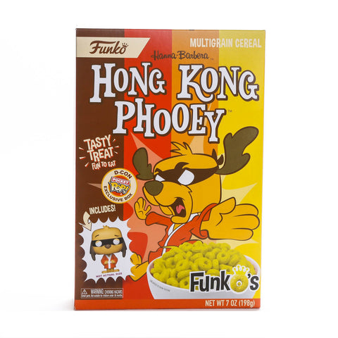 Saturday Morning Hong Kong Phooey