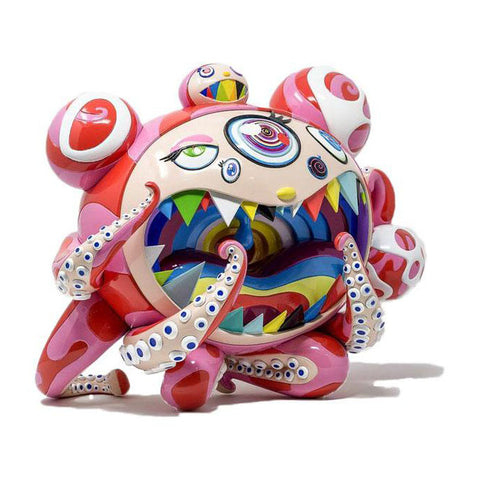 Mr. Dob B by Takashi Murakami