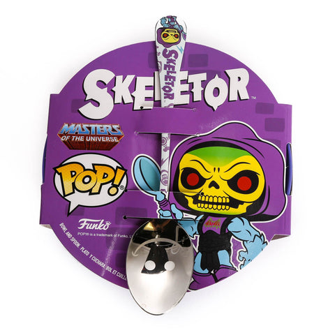 Skeletor Cereal Bowl & Spoon Set