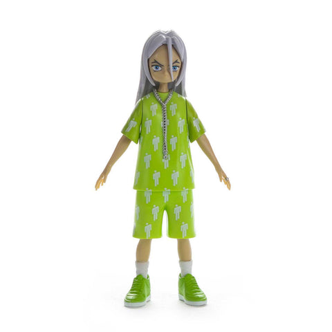 "Billie Eilish X Takahashi Murakami 7"" Figure (2019)"