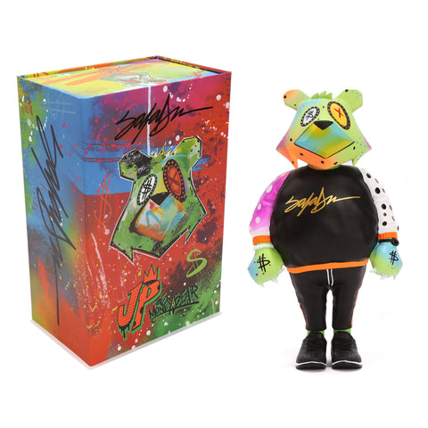 "King Saladeen Money Bear 10"" Vinyl Figure"
