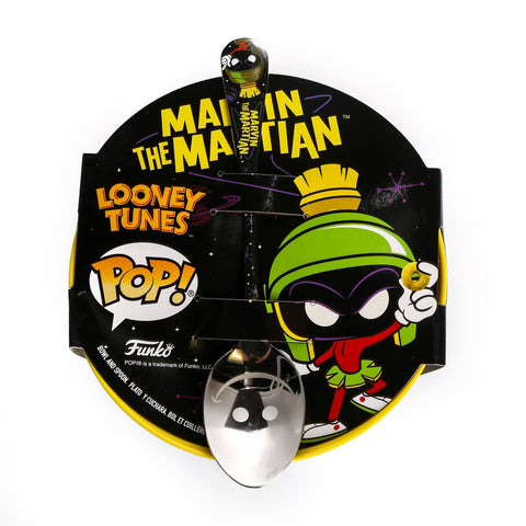 Marvin the Martian Cereal Bowl & Spoon Set