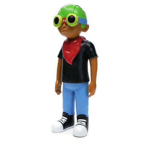 "Hebru Brantley x Mindstyle - 18"" Vinyl Fly Boy (Color)"