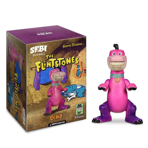 The Flintstones x Hanna-Barbera - Dino GRIN 8""