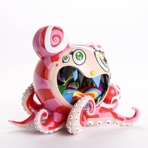 Mr. Dob A by Takashi Murakami