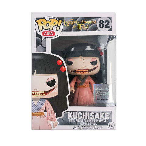 Funko Pop! Asia - Kuchisake - Legendary Creatures & Myths #82