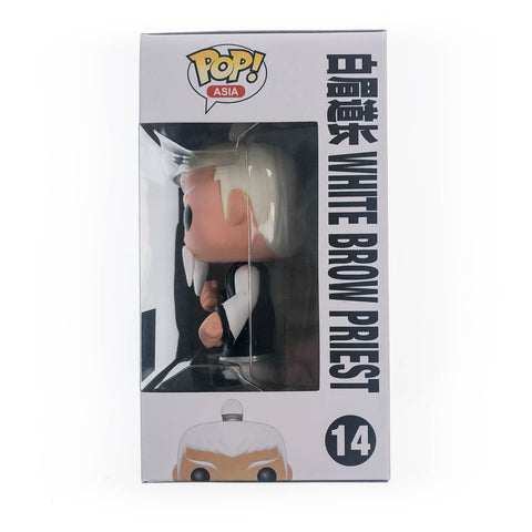 Funko Pop! Asia - Shaolin Legends - White Brow Priest #14