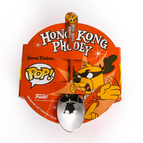 Hong Kong Phooey Cereal Bowl & Spoon Set