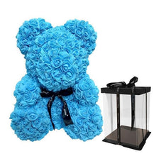 Load image into Gallery viewer, Luxury Rose Bear (Small)